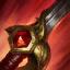 Verzauberung: Krieger rot