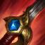 Verzauberung: Runenecho rot