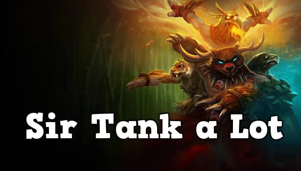 Udyr Tank a lot