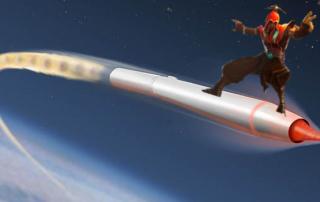 LeeSin_rocket