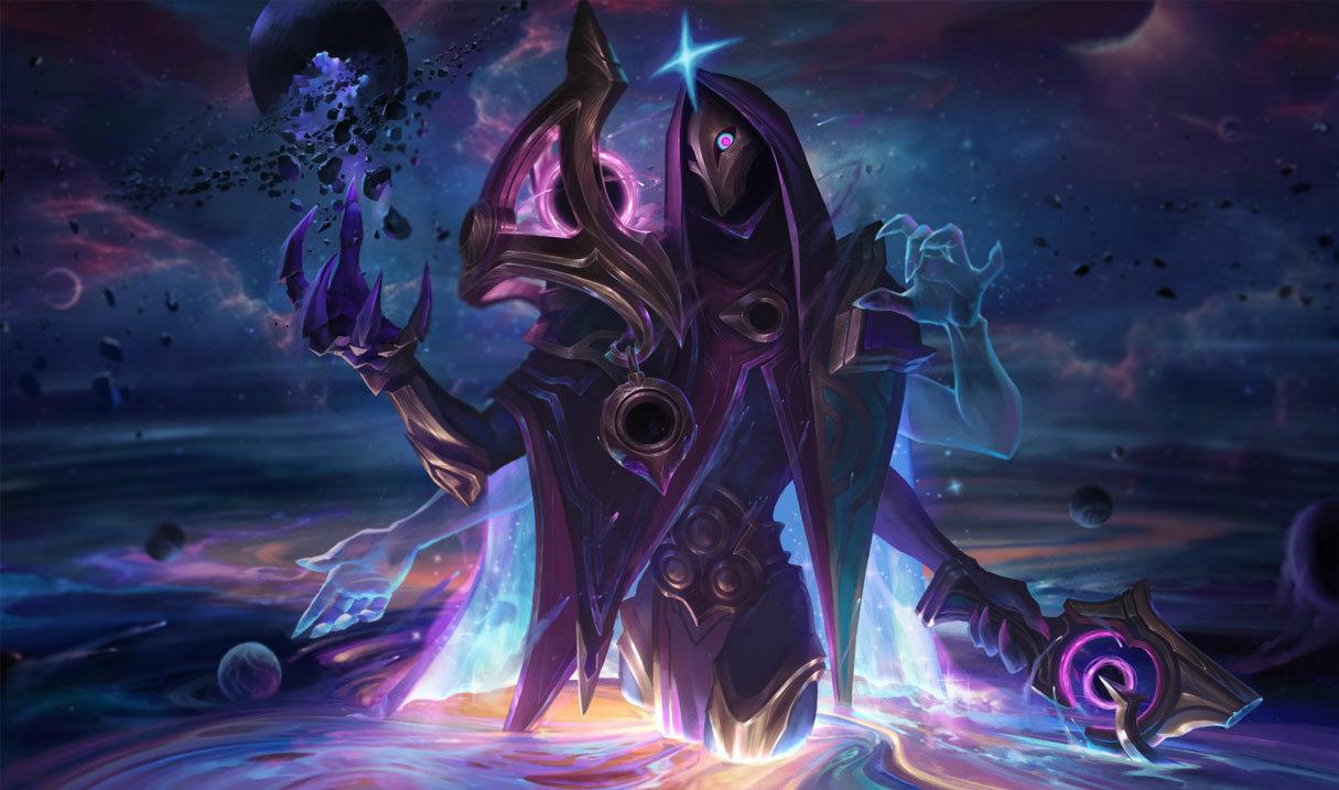 Kosmischer Vernichter Jhin