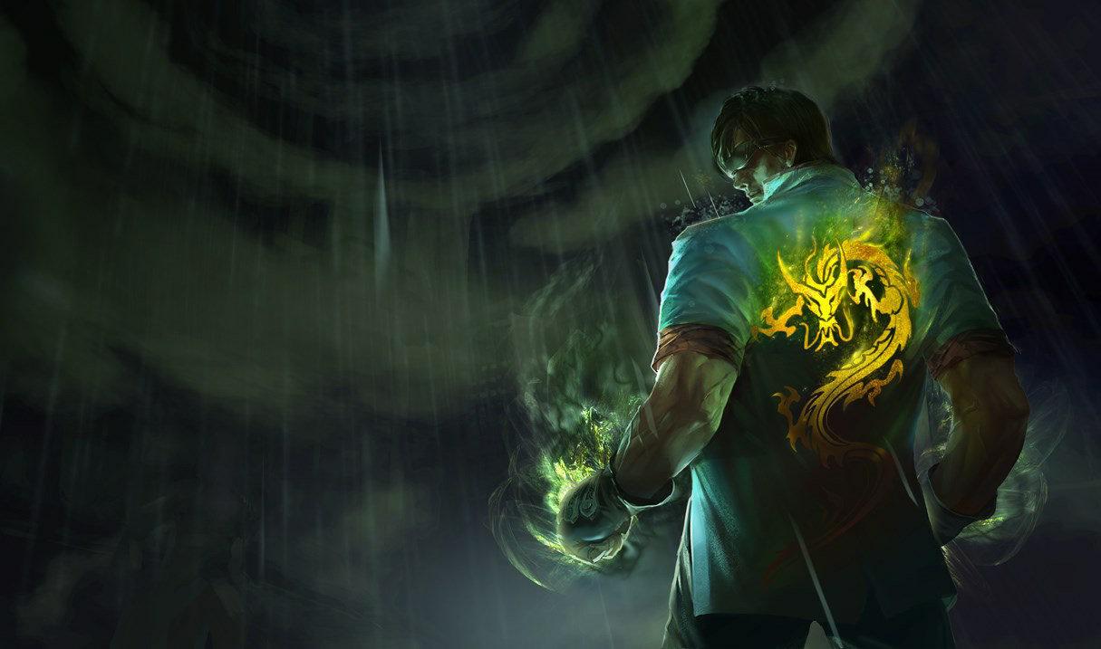 Drachenfaust-Lee Sin