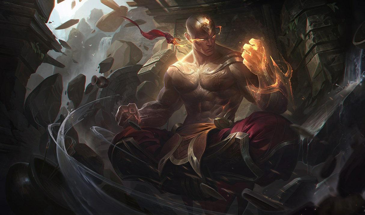 Götterfaust-Lee Sin