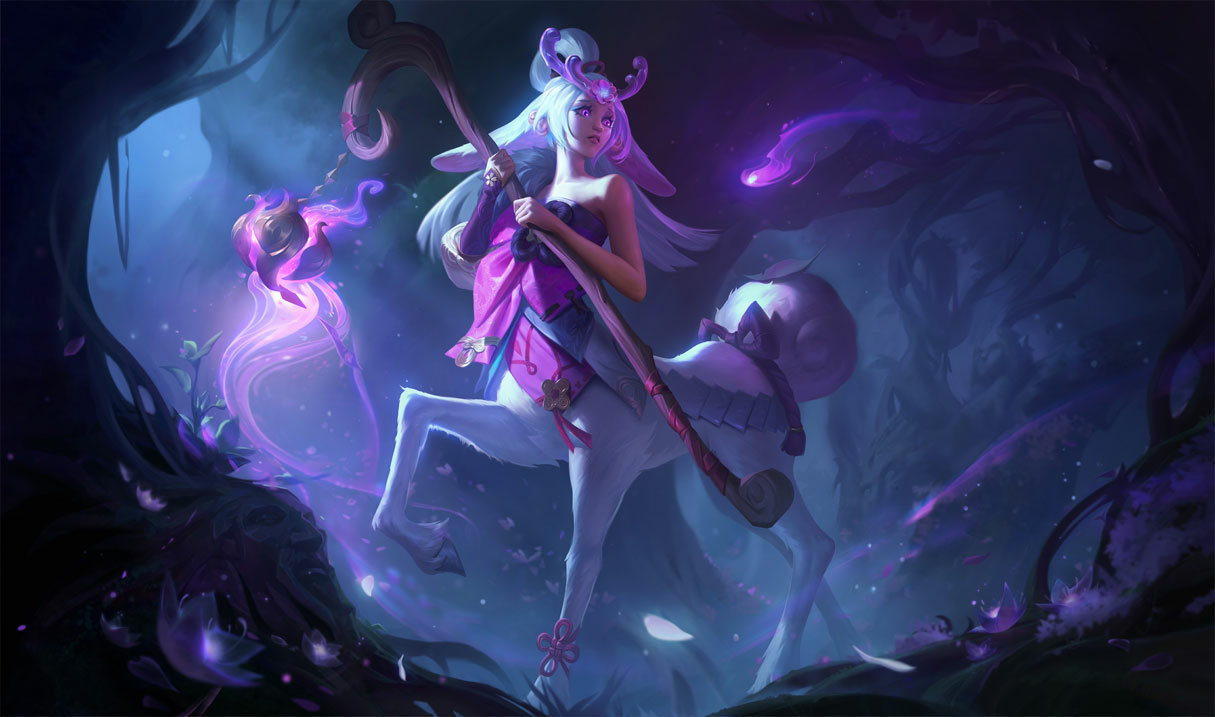 Seelenblumen-Lillia