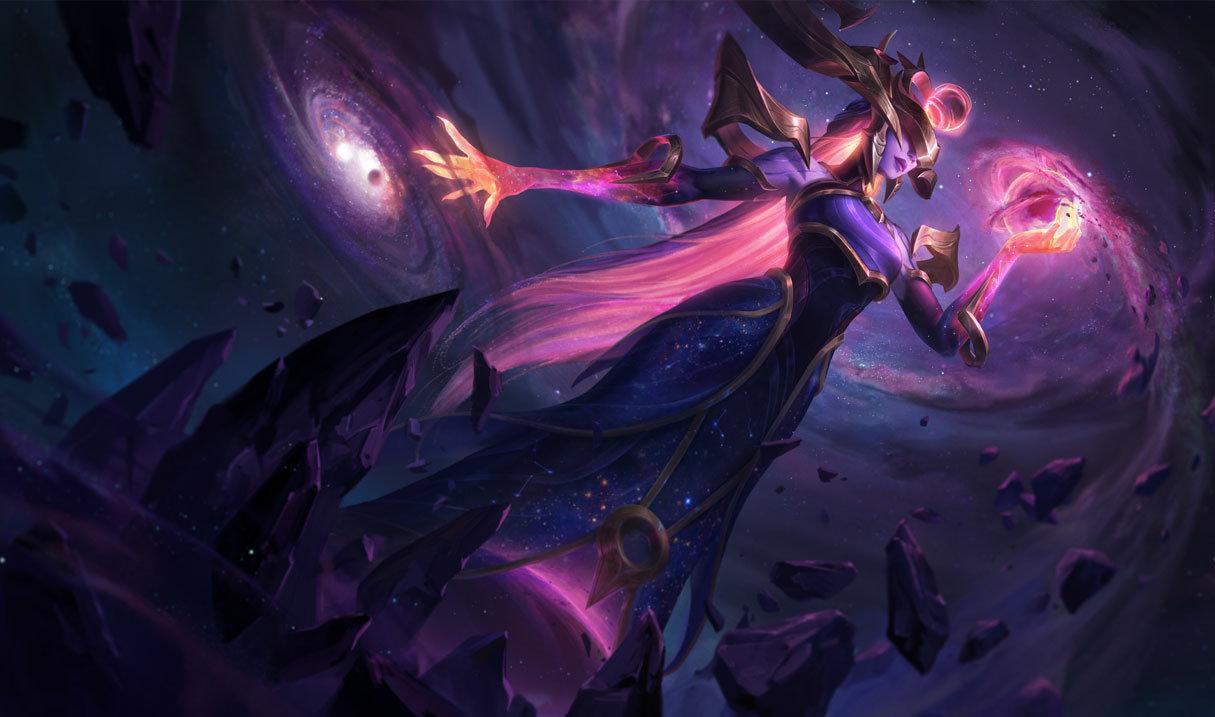 Kosmische Vernichterin Lissandra