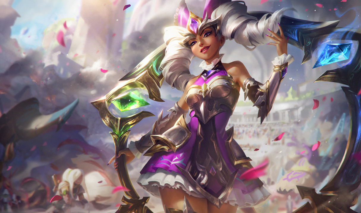 Kriegerkönigin Qiyana