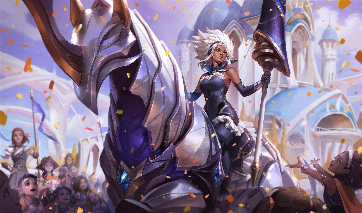 Kriegerkönigin Rell