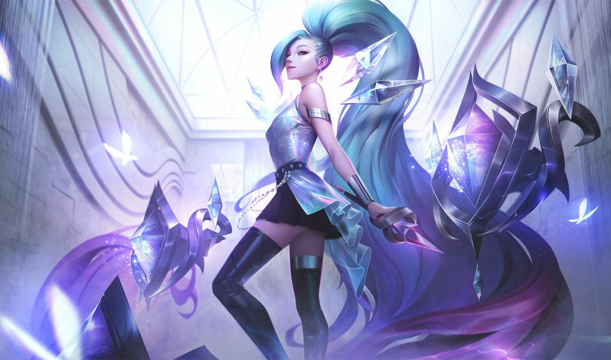 K/DA ALL OUT-Seraphine(Superstar)