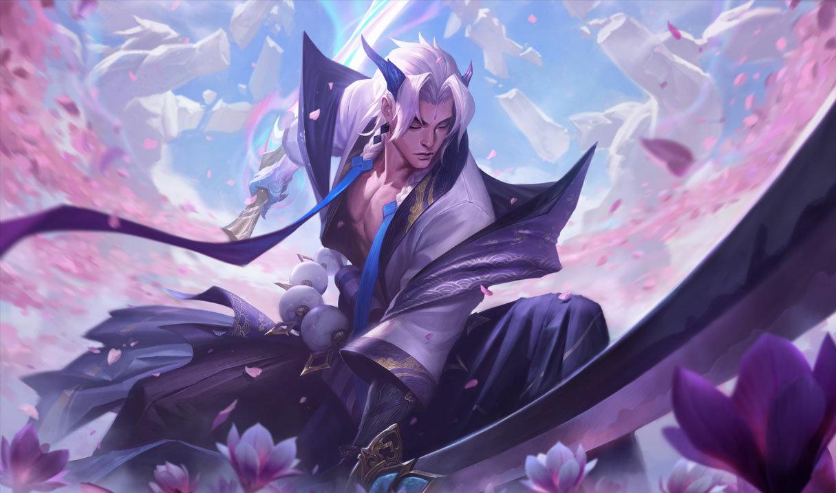 Seelenblumen-Yone