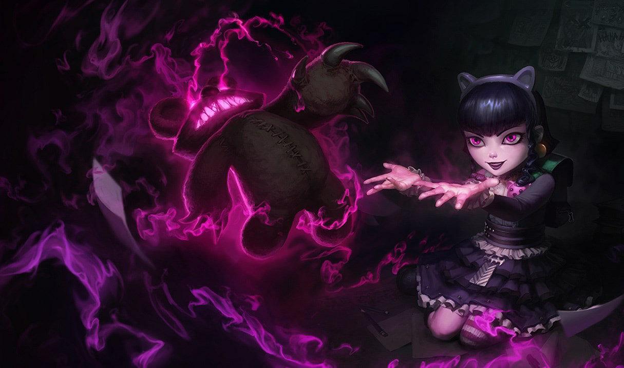 Gothic-Annie