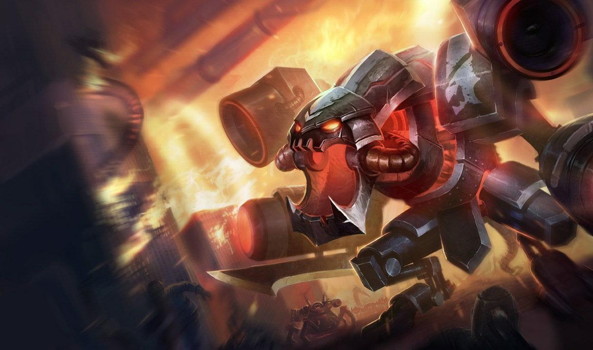 Stahlkrieger-Cho'Gath Prime