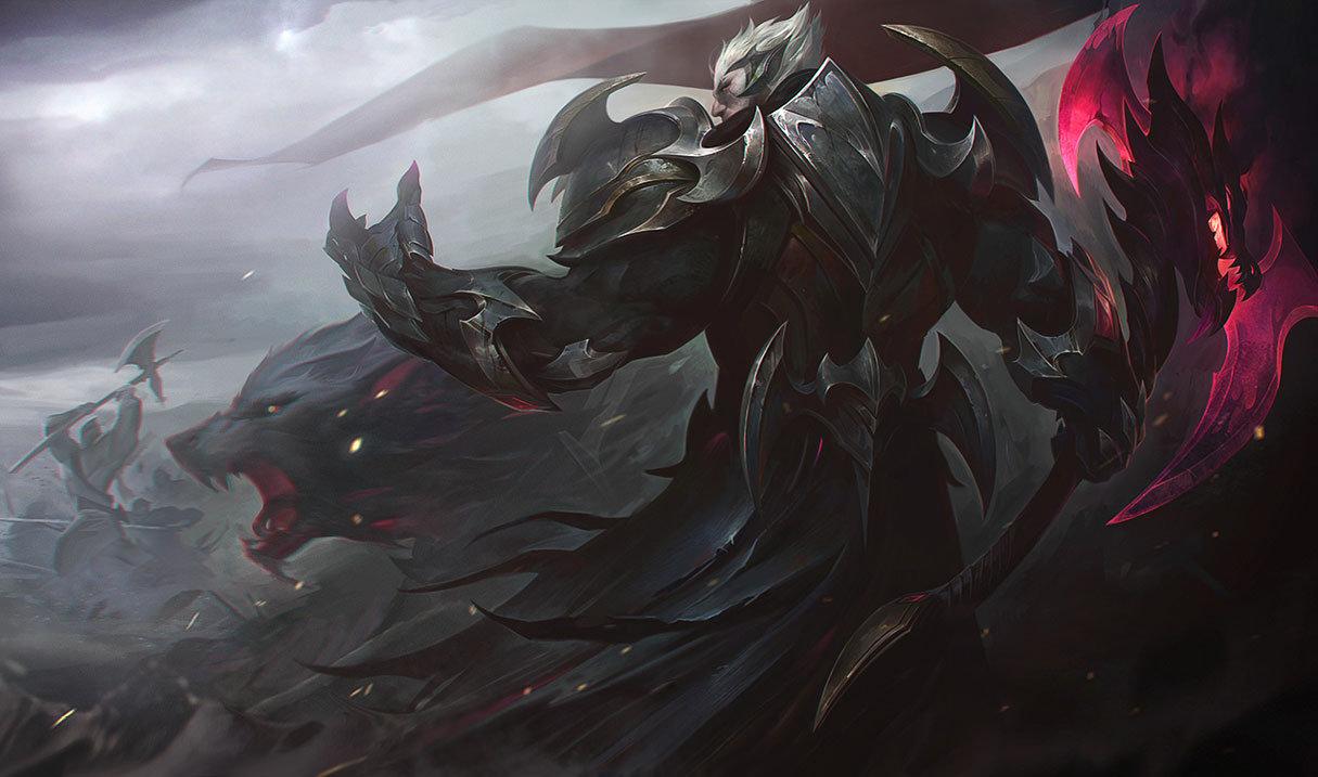Gottkönig Darius