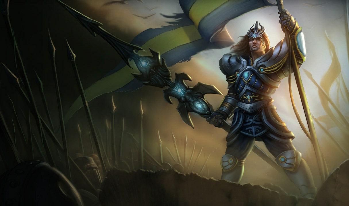 Siegreicher Jarvan IV.