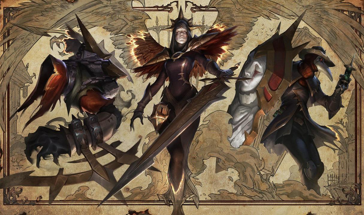 Eiserne Inquisitorin Kayle
