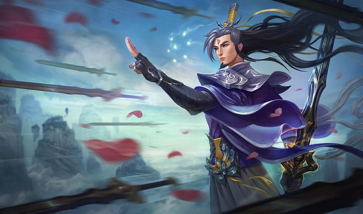 Ewiges Schwert Yi