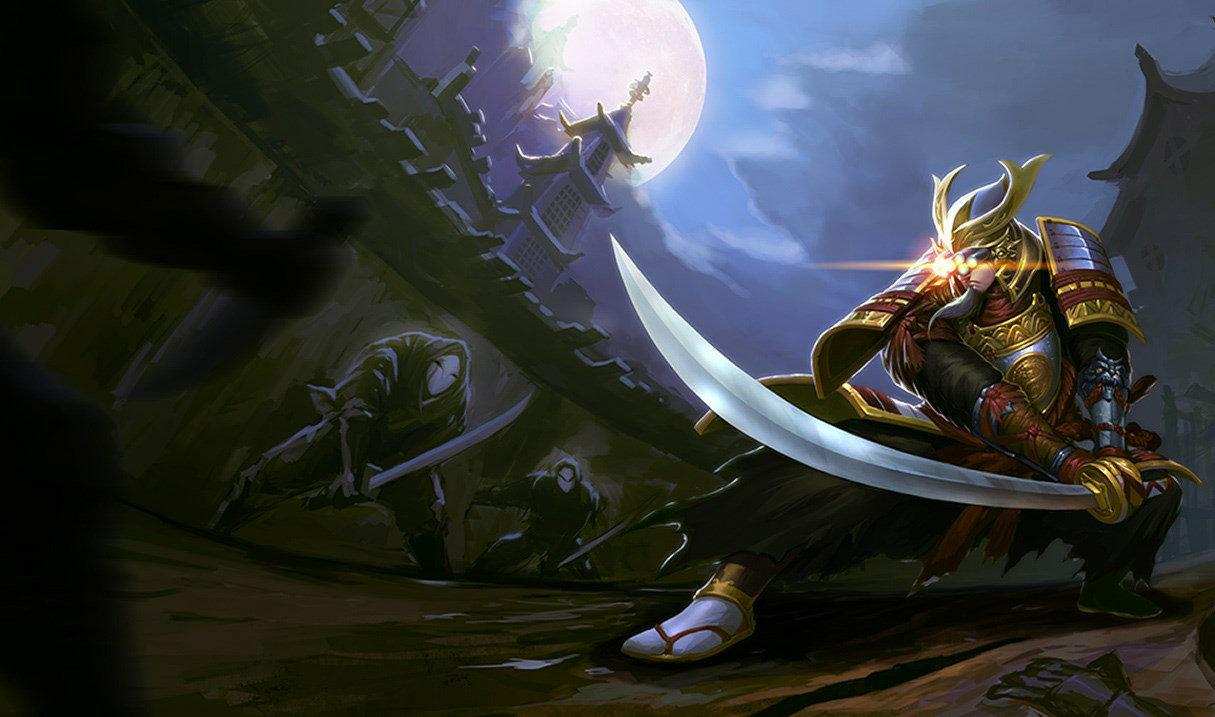 Samurai-Yi