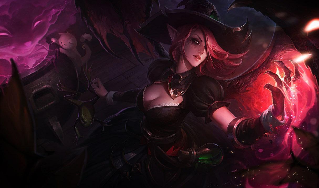 Hexerei-Morgana