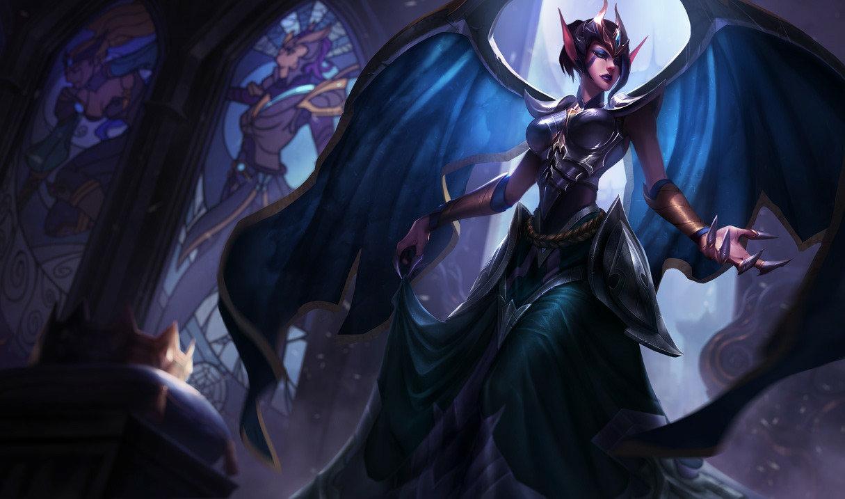 Siegreiche Morgana