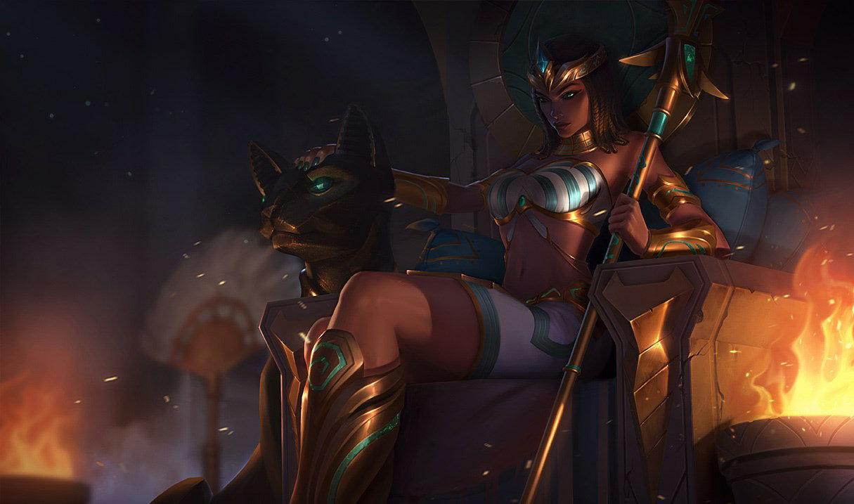Pharaonin Nidalee