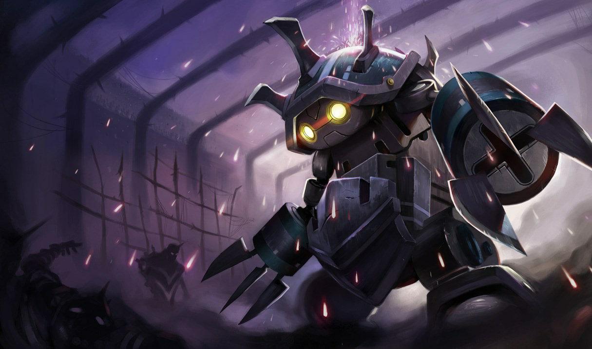 Fullmetal-Rammus
