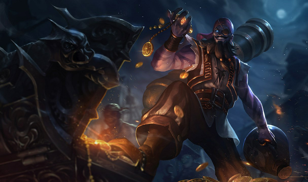 Piraten-Ryze