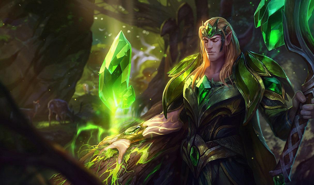 Smaragd-Taric