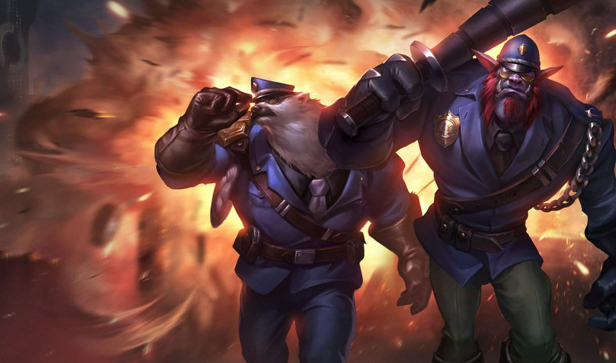 Wachtmeister Trundle