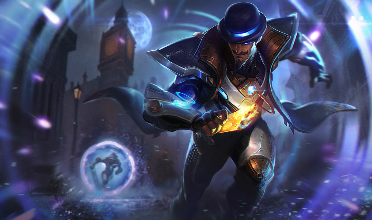 Pulsfeuer-Twisted Fate