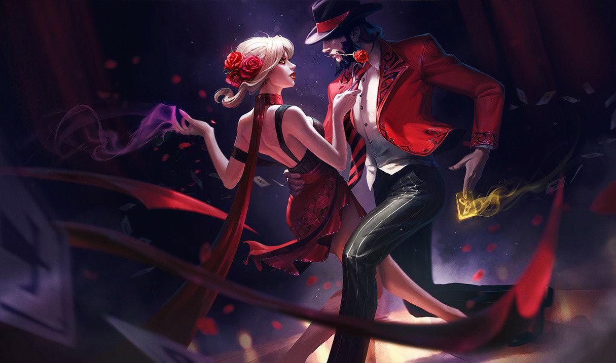 Tango-Twisted Fate