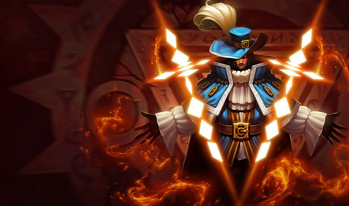 Musketier-Twisted Fate