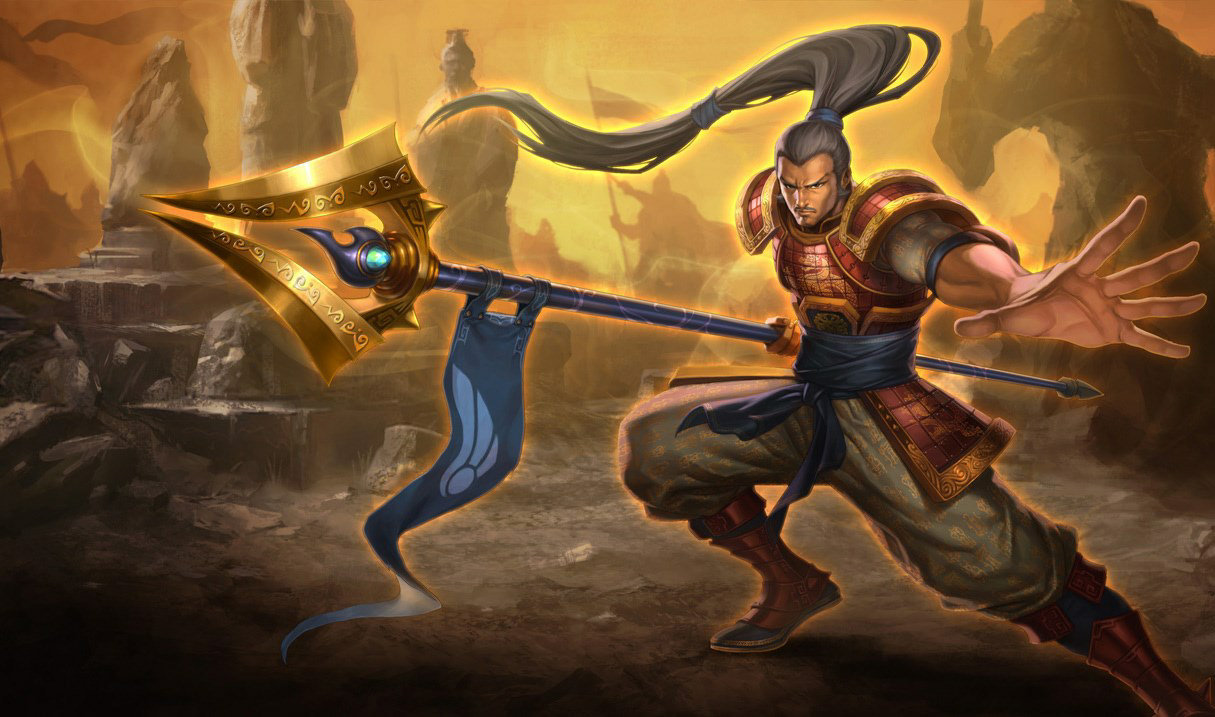 Imperialer Xin Zhao