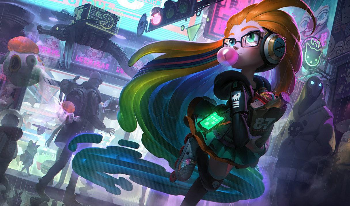 Cyberpop-Zoe