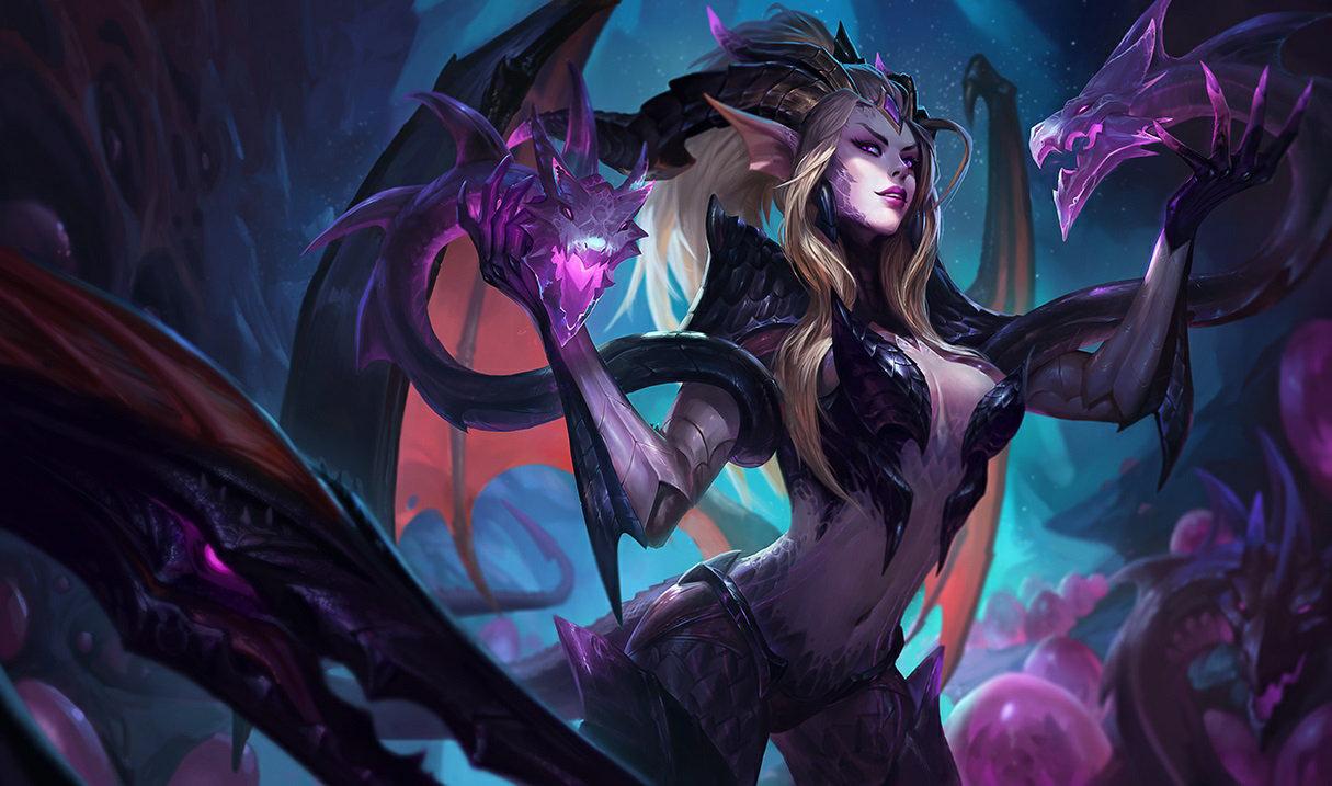 Drachenherrin Zyra