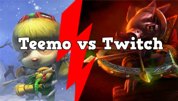 Teemo vs Twitch