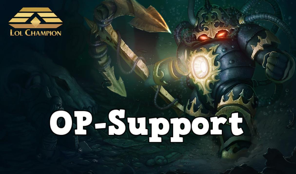OP-Support