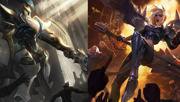 pentakill_kayle_and_lancer_zero_hecarim